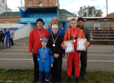 Картинг: сальчане оказались среди самых быстрых гонщиков в Пролетарске