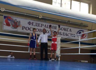 Сальчане завоевали семь пар «Боевых перчаток» в Ростове