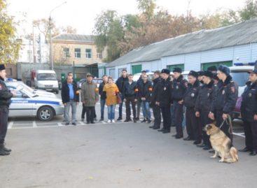 Единый инструктаж для полицейских и дружинников прошел в Сальске
