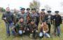 Новую аллею Славы пограничники высадили в Будённовском сельском поселении