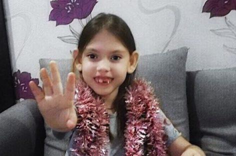 Сальчан просят помочь собрать деньги на коляску ребёнку-инвалиду