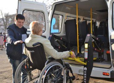 В Сальском районе появилось социальное такси для инвалидов