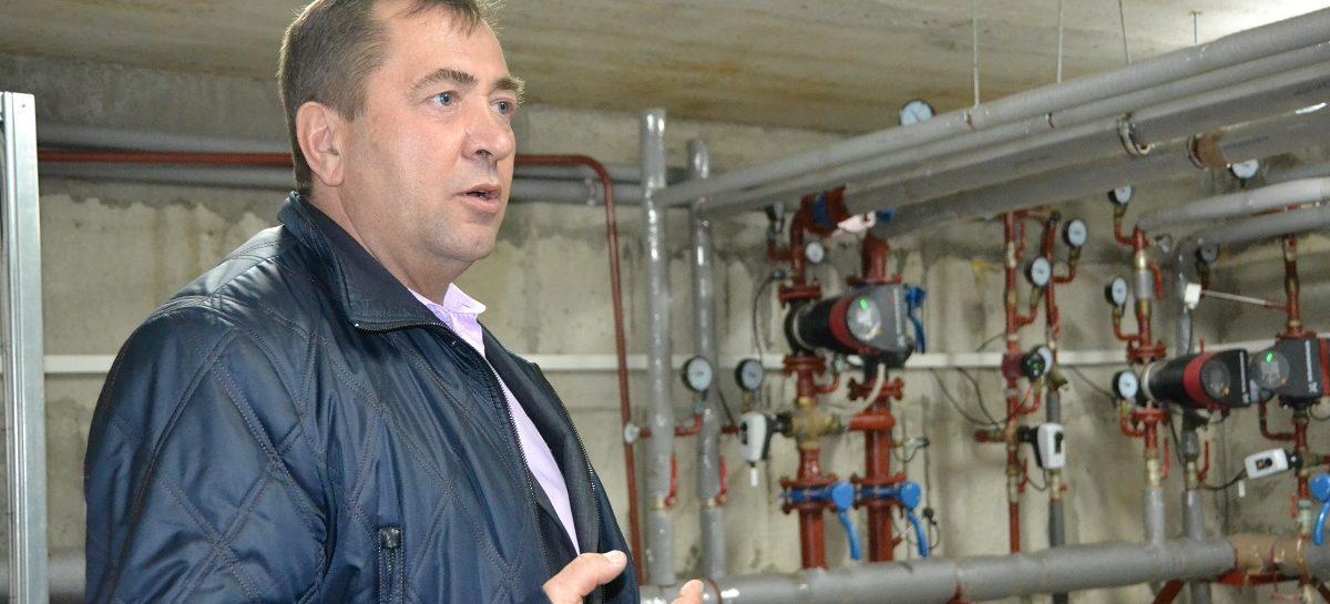 Пётр Работа: в подвалах на Береговой нет воды