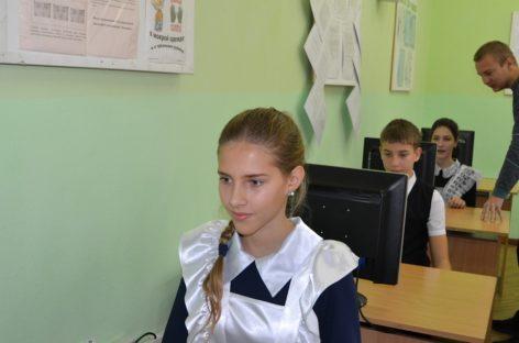 Сальских школьников учат пользоваться порталом госуслуг