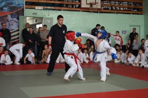 Рукопашники из Волгограда, Ставрополя и Калмыкии выступили на первенстве в Сальске