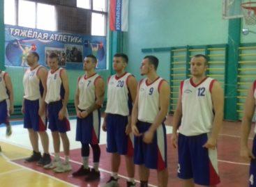 Баскетбол: сальский «Русич» встретился с «Азовом»