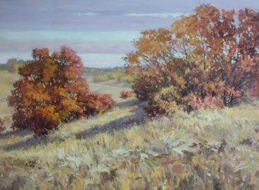 Сальские художники поучаствовали в межрегиональной выставке в Железноводске