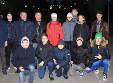 Каратисты клуба «Контакт» выступили на первенстве ЮФО