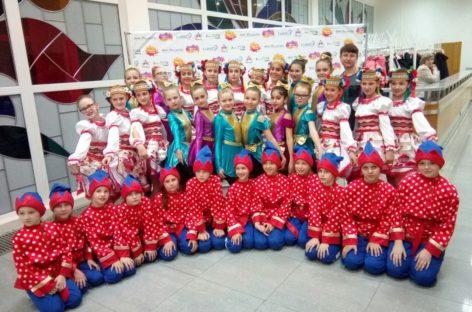 Сальские танцовщицы стали лауреатами международного конкурса