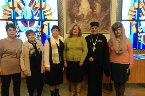 Сальчанки посетили межрегиональную конференцию «Россия — страна матерей»
