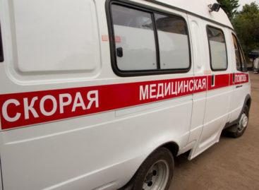 Сальчане падали и травмировались: отчет скорой помощи
