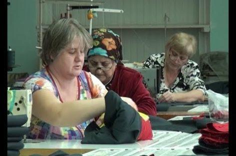 Как живет сегодня швейная фабрика в Сальске
