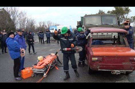 Учения спасателей: как это было