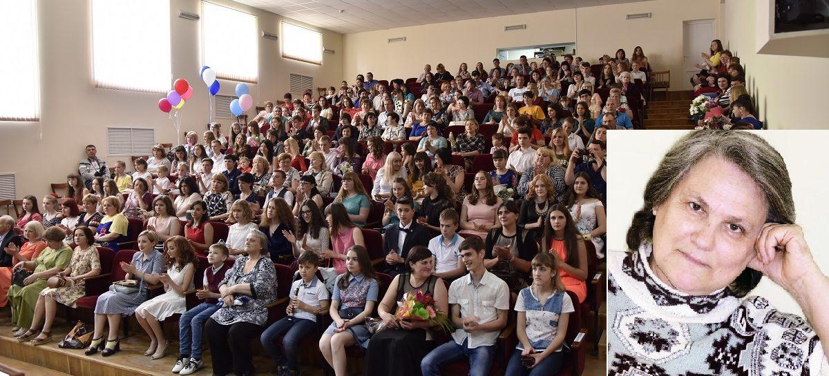 Нина Огарёва: теорию искусства использую на практике
