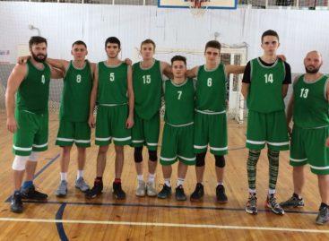 Баскетбол: сальский «Русич» одержал очередную победу на чемпионате Кагальницкого района