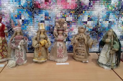 Сальчане снова стали победителями областного фестиваля «Кукла Дона»