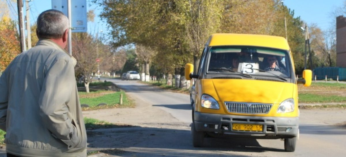 Как будут ходить автобусы и маршрутки в Сальске в новогодние праздники