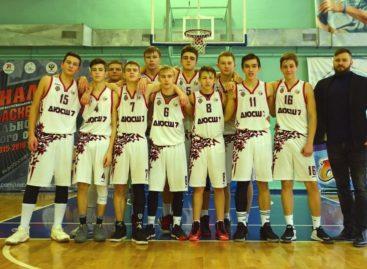 Сальские баскетболисты вышли в полуфинал чемпионата России