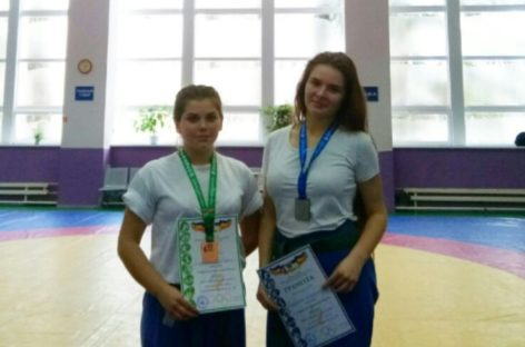 Сальские дзюдоистки стали призерами областного первенства