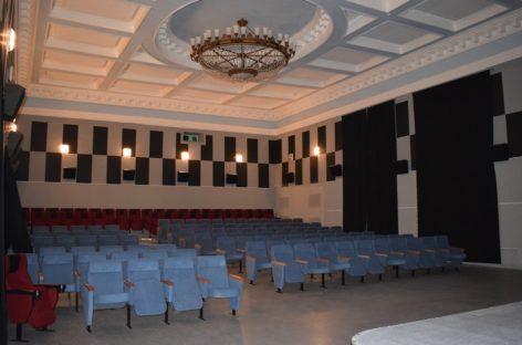 Кинозал РДК «Salsk-cinema» ждет зрителей