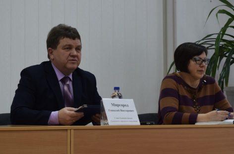 Геннадий Миргород: сделаем шаг навстречу комфортной городской среде!