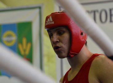 Сальчанин завоевал путевку в финальную часть чемпионата России по боксу