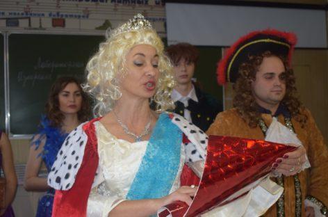 Сальские студенты получили поздравление из прошлого в Татьянин день