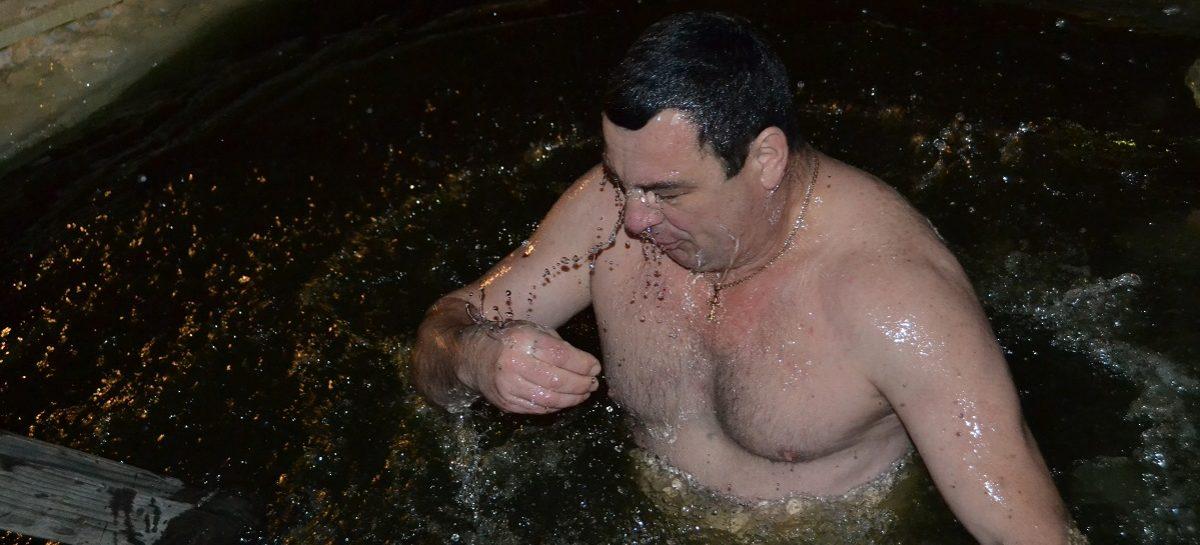 В Сальске отметили Крещение Господне