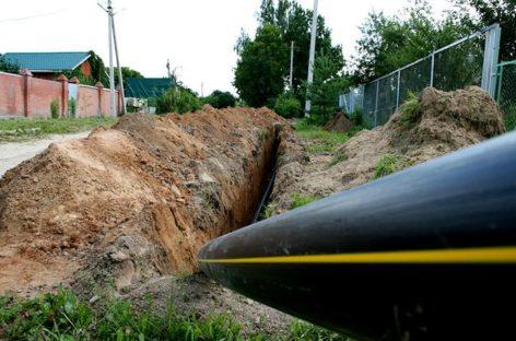 В Сальском районе 365 домов селян смогут подключиться к газопроводу в 2018 году