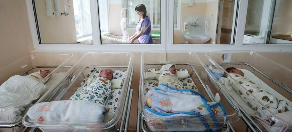 С января российским семьям начали выплачивать пособие на первенца