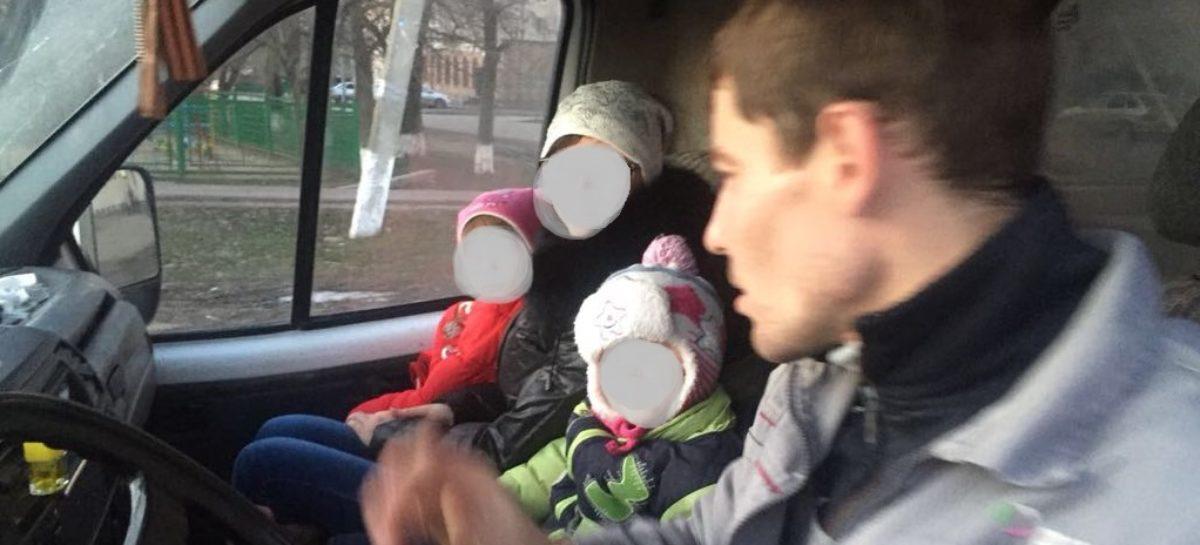 Сальские инспектора ГИБДД провели рейд в районе городских детских садов