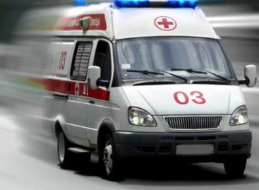 В Сальском районе в аварии серьёзно пострадала девушка