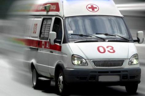 На кладбище посёлка Конезавод имени Будённого найдена женщина с ножевыми ранениями