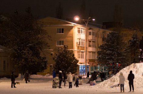 Светодиоды помогут городской казне уменьшить расходы на уличное освещение