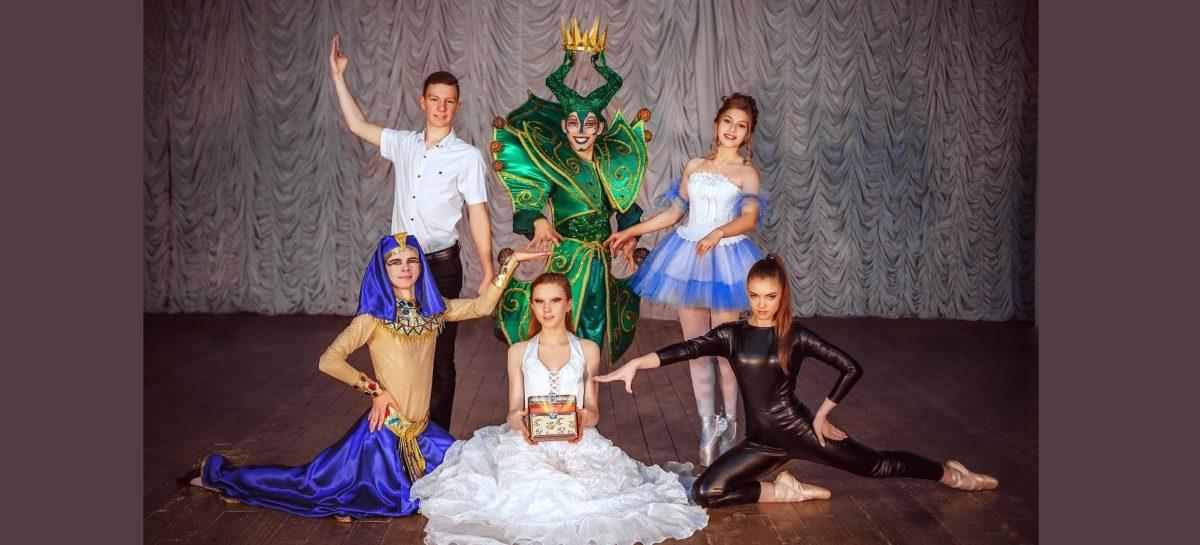 «Счастье в шкатулке» подарит сальчанам шоу-балет «Ренессанс»