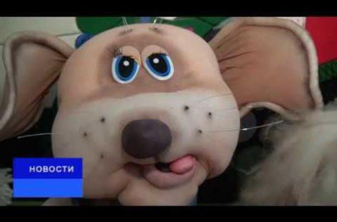 101 собака: юные сальчане смастерили символ года