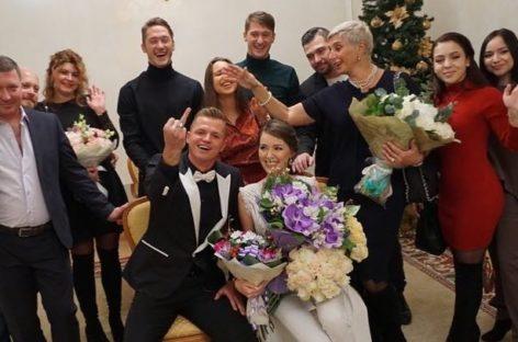 Сальчанка Анастасия Костенко вышла замуж за футболиста Дмитрия Тарасова