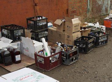 В Сальске нашли алкоголь с признаками контрафакта