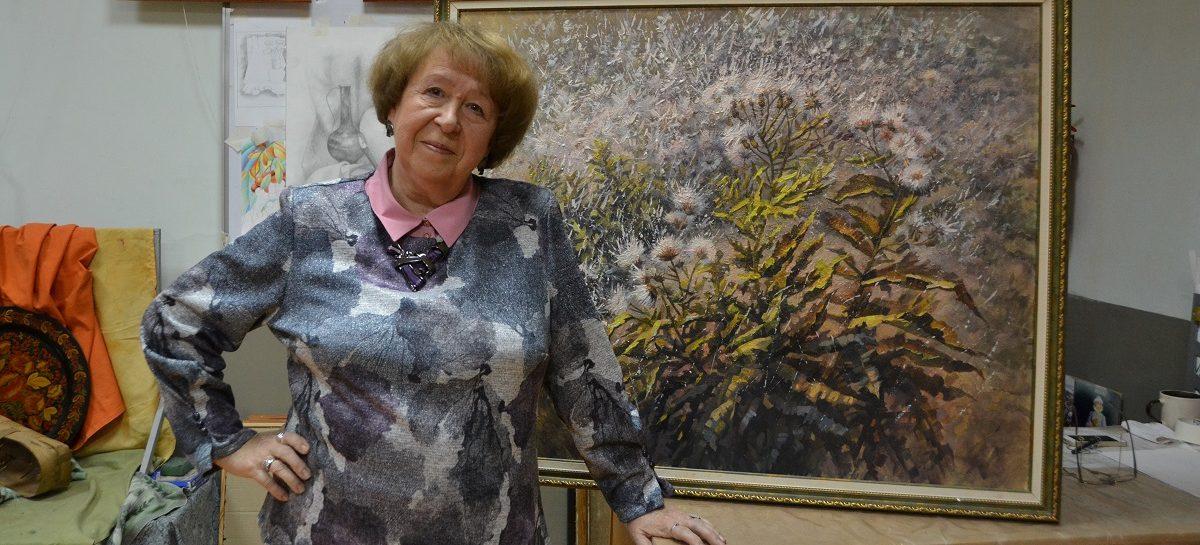 Сусина и ученики приглашают сальчан в художественный музей 6 февраля