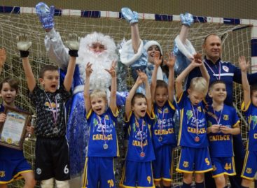 Юные сальские футболисты завоевали «серебро» на всероссийском турнире