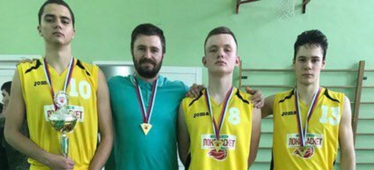 Сальчане одержали первую победу в турнире «Локобаскет»