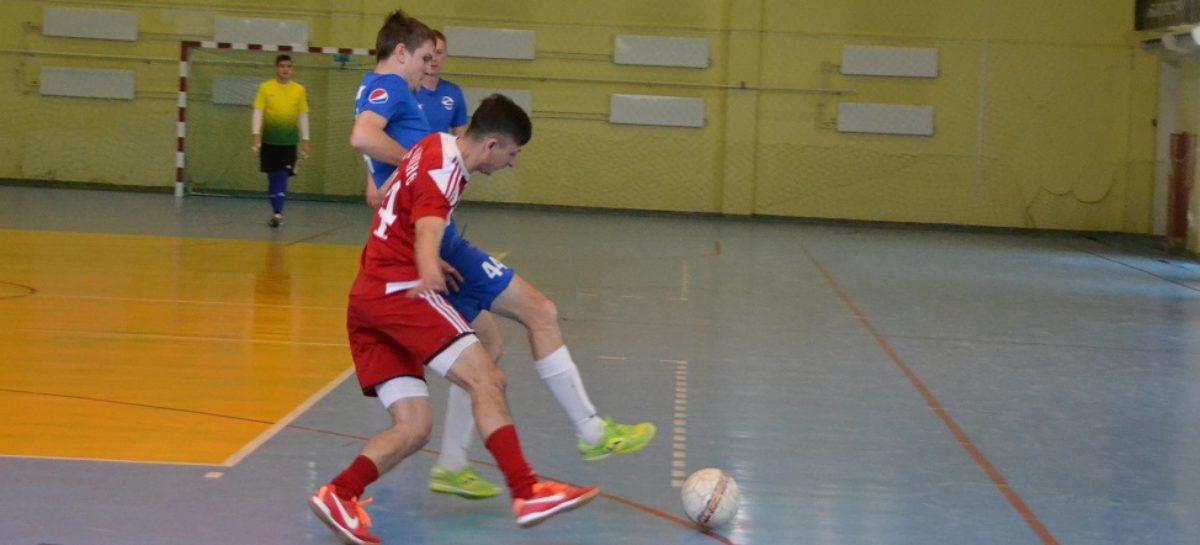 Мини-футбол: как сыграли матчи 12-го тура районного чемпионата