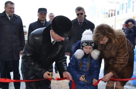 В Сальске открыли новый детский сад на 240 мест