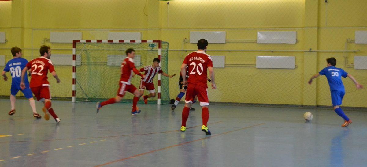 Любителей футбола приглашают в Приречный