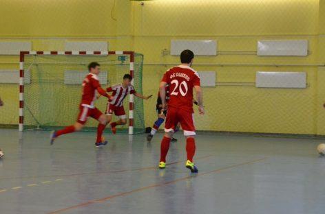 Сальский мини-футбол: итоги 13-го тура районного чемпионата
