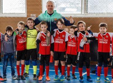 Сальская команда «Легион» вышла в полуфинал областных соревнований по мини-футболу