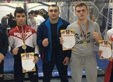 Сальчане стали победителями и призерами «Кубка гладиаторов» в Ростове