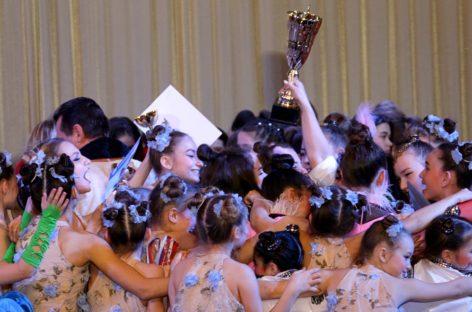 «Дивертисмент» завоевал «золотой» гран-при международного конкурса в Сочи