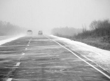 Донские синоптики обещают снег, метель и сильный мороз