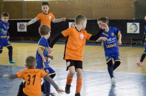 Детский мини-футбол Сальска: «Легион» одержал еще две победы